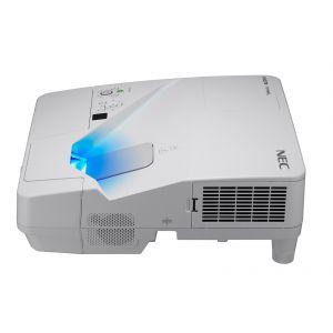 Zestaw interaktywny MyBoard Black 82'' + projektor ultra krótkoogniskowy NEC UM301X