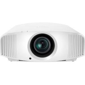 Projektor 4K do kina domowego Sony VPL-VW260ES/W + Odtwarzacz Blu-Ray 4K Sony UBP-X1000ES
