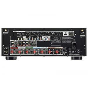 Amplituner sieciowy Denon AVR-X2500H 7.2 HD
