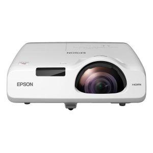 Zestaw interaktywny myBoard Silver 84''C, projektor EPSON EB-520 oraz głośniki myBoard sound AMP-32