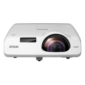 Zestaw interaktywny myBoard Silver 70''C, projektor EPSON EB-520 oraz głośniki myBoard sound AMP-32