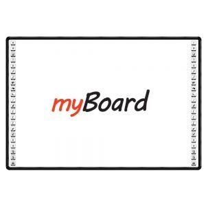 """Tablica interaktywna myBoard Silver 84""""C"""