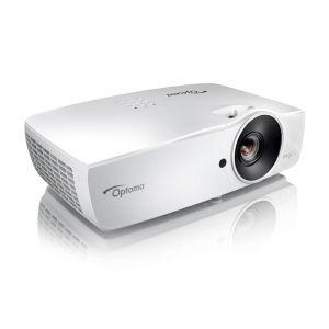 Projektor Optoma EH461 FullHD do biura oraz edukacji bardzo jasny