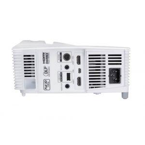 Projektor Optoma GT1080Darbee do kina domowego krótkoogniskowy - 2