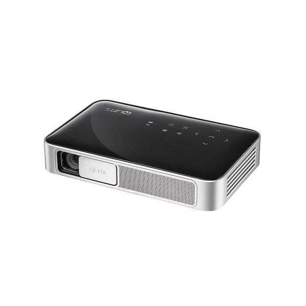 Projektor Qumi Q38 FullHD przenośny bateria 12000 mAh czarny WiFi - 2