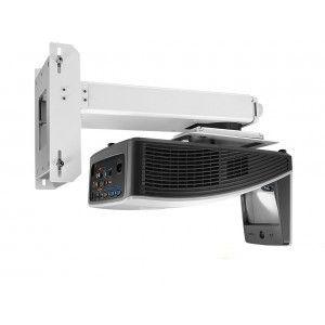 Projektor Benq MW843UST + uchwyt ultrakrótkoogniskowy do biura i edukacji - 2