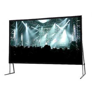 AVTek FOLD 508 (16:10) Ekran na statywie profesjonalny ramowy - 1