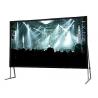 AVTek FOLD 610 (16:10) Ekran na statywie profesjonalny ramowy - 1