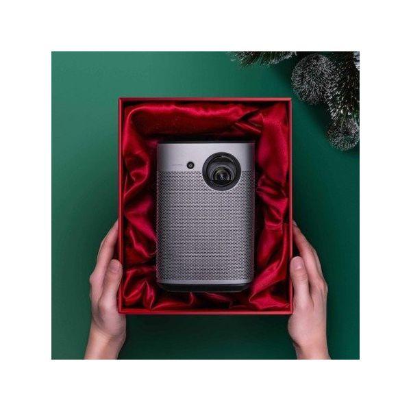 Projektor Xgimi Halo Harman/Kardon do kina domowego smart tv przenośny z akumulatorem - 1
