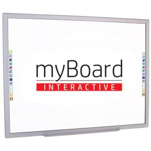 """Tablica interaktywna dotykowa MyBoard SILVER 84"""" C - 1"""