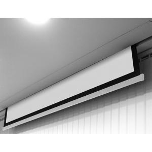 Ekran Avtek Business Electric 270 elektrycznie zwijany - 2