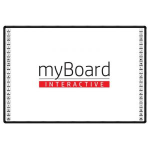 ZESTAW INTERAKTYWNY 5 + Vivitek DS262 + Myboard 86C Nano + UP 12 - 5