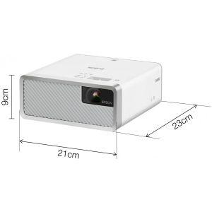 Projektor Epson EF-100W do kina domowego przenośny laserowy - 2