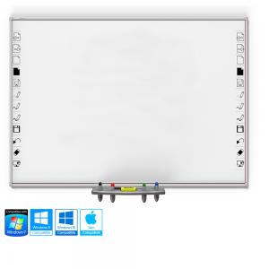 Multimedialna tablica interaktywna QOMO QWB383Z - 4