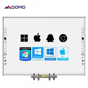 Multimedialna tablica interaktywna QOMO QWB383Z - 5