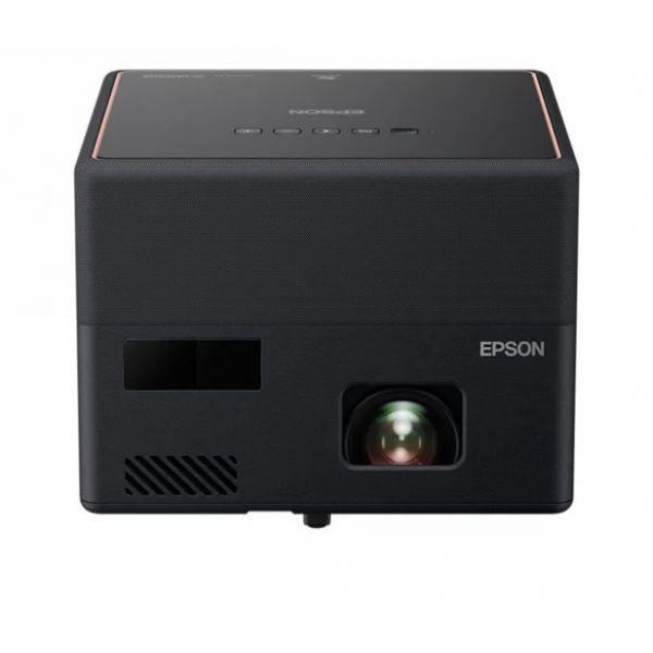 Projektor Epson EF-12 do kina domowego przenośny laserowy TV Edition - 1