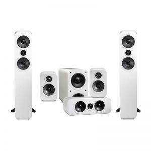 Q Acoustics 3050 + 3010 + 3090C + 3070S 5.1