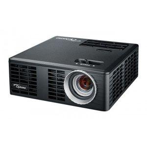 Projektor Optoma ML750e Ultra kompaktowy projektor LED do biura - 1