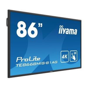 Monitor interaktywny iiyama 86'' ProLite TE8668MIS-B1AG
