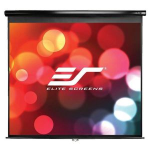 Ekran manualny Elite Screens M99UWS1 178x178 (1:1) czarna kaseta