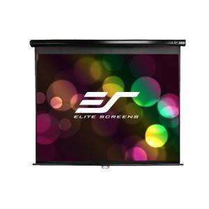 "Ekran manualny Elite Screens M135XWV2 (4:3) 275x205 135"" biała kaseta"