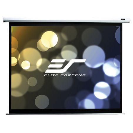 "Ekran elektryczny Elite Screens SK110XVW-E10 223×167 (4:3) 110"" biała kaseta"