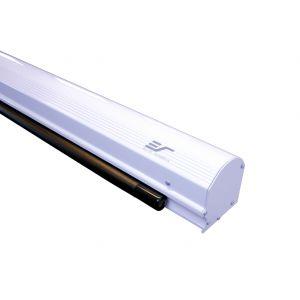 Ekran elektryczny Elite Screens (4:3) biała kaseta